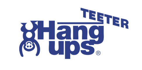 Teeter Hang Ups logo